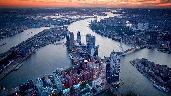 Novi letovi za Rotterdam